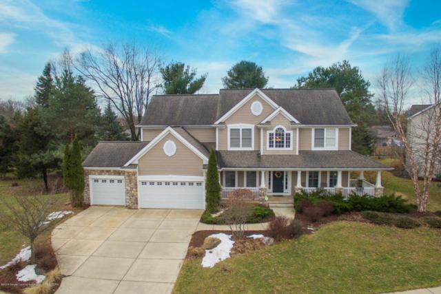 5510 E Jo Pass, East Lansing, MI 48823 (MLS #223600) :: Real Home Pros