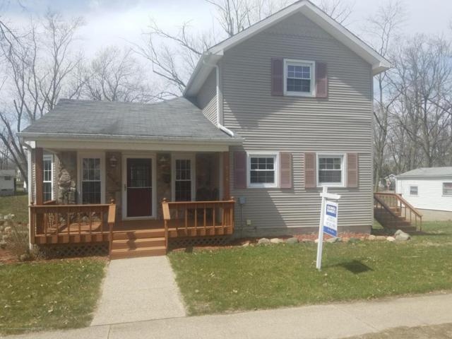614 Hyatt Street, Eaton Rapids, MI 48827 (MLS #225274) :: Real Home Pros