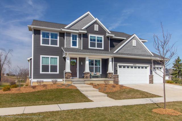 3933 Baulistrol Drive, Okemos, MI 48864 (MLS #225340) :: Real Home Pros