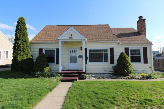 514 Maplehill Avenue, Lansing, MI 48910 (MLS #225764) :: Real Home Pros