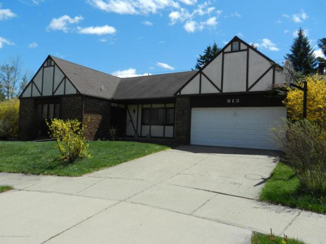 913 Whittier Drive, East Lansing, MI 48823 (MLS #225777) :: Real Home Pros
