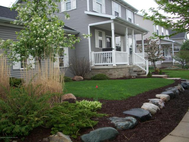 674 Gannett Way, East Lansing, MI 48823 (MLS #226090) :: Real Home Pros