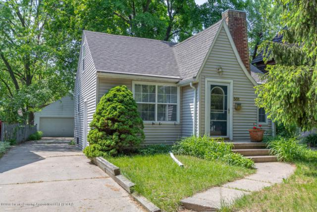 551 E Stoddard Avenue, East Lansing, MI 48823 (MLS #226374) :: Real Home Pros