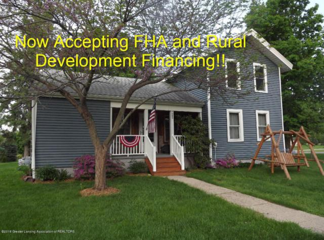 1085 Strong Street, Dansville, MI 48819 (MLS #226557) :: Real Home Pros