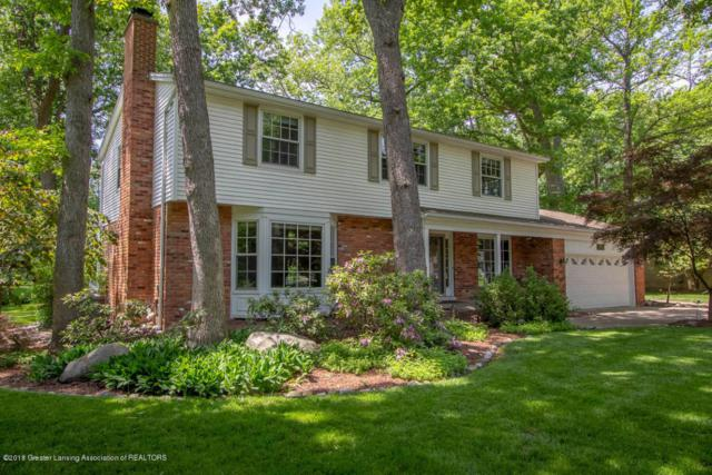 4505 Oakwood Drive, Okemos, MI 48864 (MLS #227006) :: Real Home Pros