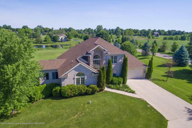 1221 Cherry Valle Lane, Williamston, MI 48895 (MLS #227289) :: Real Home Pros