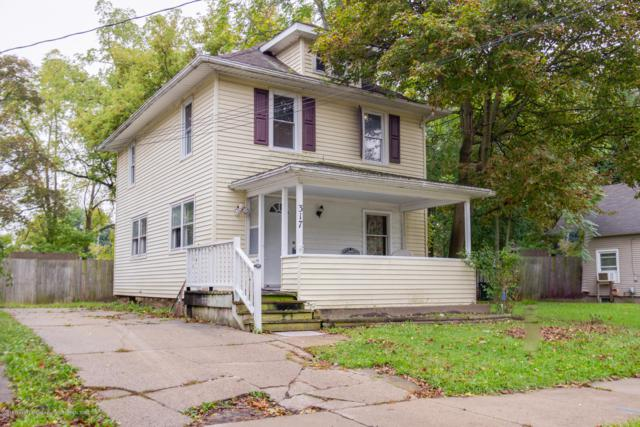 317 W Barnes Avenue, Lansing, MI 48910 (MLS #227295) :: Real Home Pros