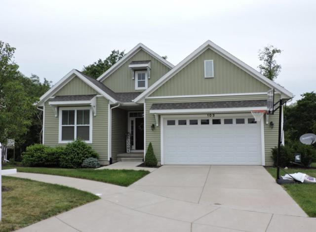 103 Rindle Bluff Drive, Portland, MI 48875 (MLS #227411) :: Real Home Pros