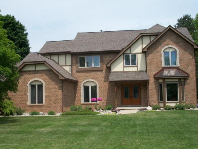 4914 Malpaso, Lansing, MI 48917 (MLS #227530) :: Real Home Pros