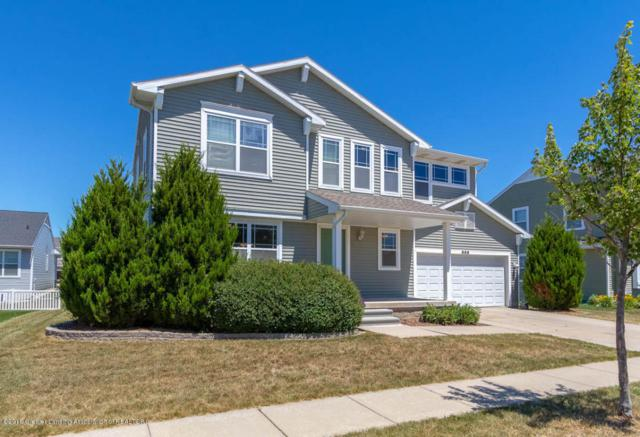 668 Puffin Place Place, East Lansing, MI 48823 (MLS #228042) :: Real Home Pros