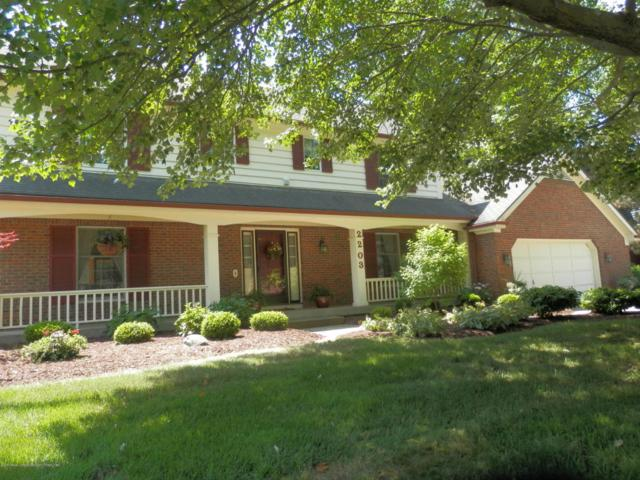 2203 Woodfield Road, Okemos, MI 48864 (MLS #228157) :: Real Home Pros