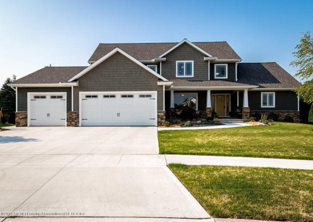 914 Woodbury Drive, Grand Ledge, MI 48837 (MLS #229404) :: Real Home Pros