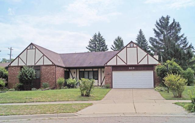 913 Whittier Drive, East Lansing, MI 48823 (MLS #229461) :: Real Home Pros