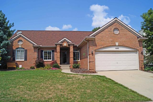 1592 Downing Street, Haslett, MI 48840 (MLS #229596) :: Real Home Pros