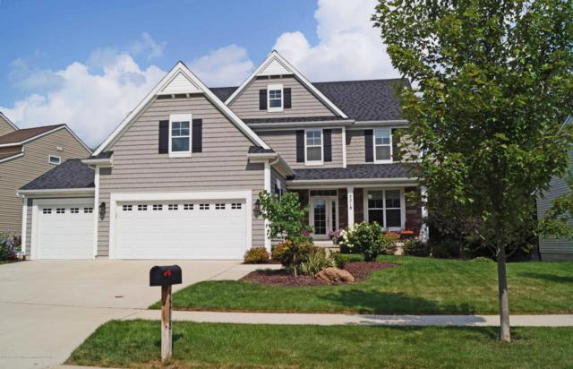 5218 Twinging Drive, Okemos, MI 48864 (MLS #229688) :: Real Home Pros
