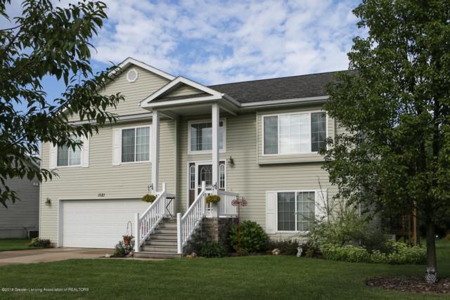 1581 Gander Hill Drive, Holt, MI 48842 (MLS #229775) :: Real Home Pros