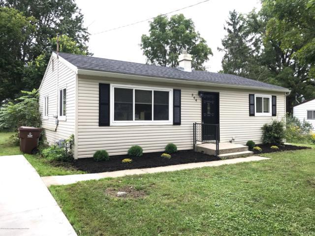 344 N Rogers Street, Mason, MI 48854 (MLS #229780) :: Real Home Pros