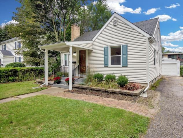 149 E Cowley, East Lansing, MI 48823 (MLS #230266) :: Real Home Pros