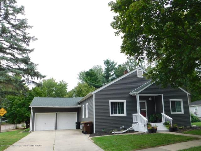 327 Steele Street, Mason, MI 48854 (MLS #230279) :: Real Home Pros