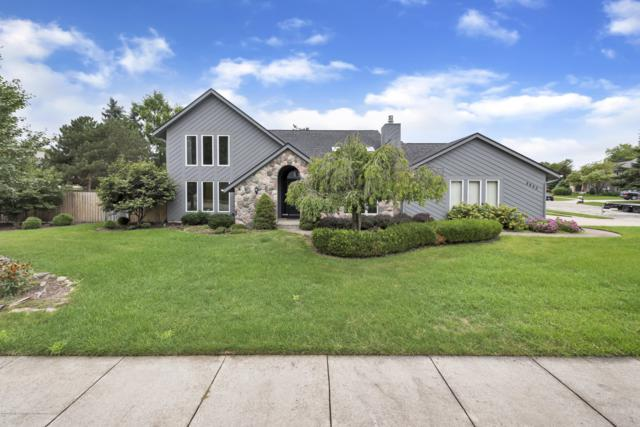 5563 Strawberry Lane, Haslett, MI 48840 (MLS #230352) :: Real Home Pros