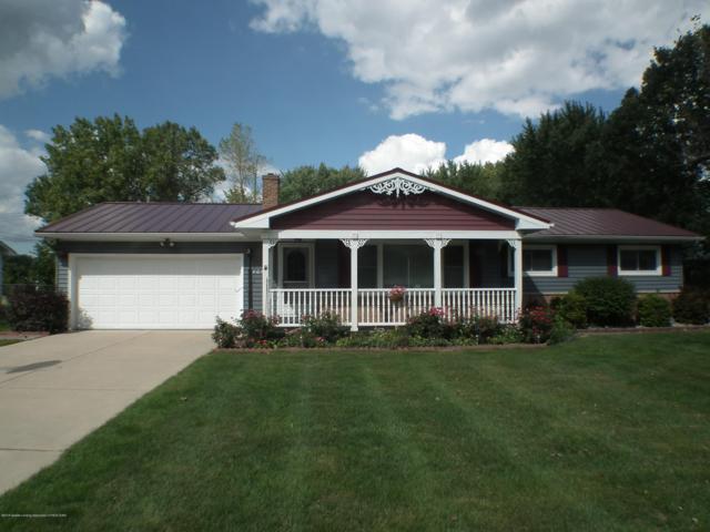 8406 Wintergreen Street, Lansing, MI 48917 (MLS #230538) :: Real Home Pros