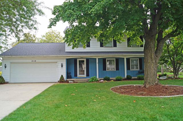 2118 Bollman Drive, Lansing, MI 48917 (MLS #230683) :: Real Home Pros