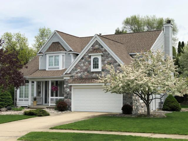 5618 Wild Iris Lane, Haslett, MI 48840 (MLS #230875) :: Real Home Pros