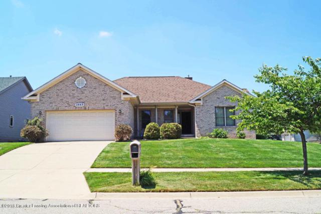 2863 Turtlecreek Drive, East Lansing, MI 48823 (MLS #231161) :: Real Home Pros