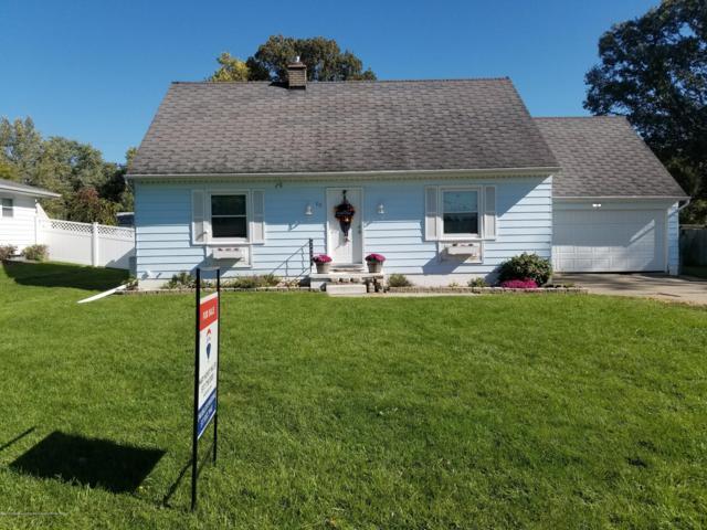 310 Iris Avenue, Lansing, MI 48917 (MLS #231243) :: Real Home Pros