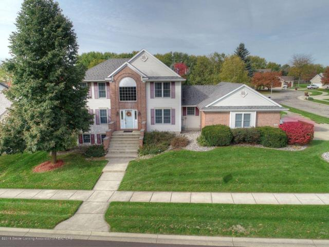 910 Oneida Woods Trail, Grand Ledge, MI 48837 (MLS #231671) :: Real Home Pros