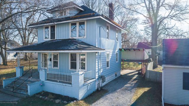 811 Cooper Avenue, Lansing, MI 48910 (MLS #232134) :: Real Home Pros