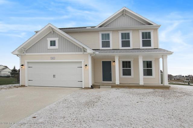 5633 Bittern Drive, Holt, MI 48842 (MLS #232568) :: Real Home Pros