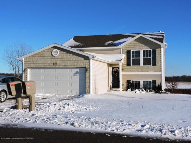 183 Lake Ridge Drive, Mason, MI 48854 (MLS #233463) :: Real Home Pros
