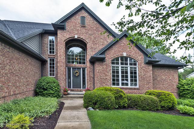 1920 Belwood Drive, Okemos, MI 48864 (MLS #233474) :: Real Home Pros