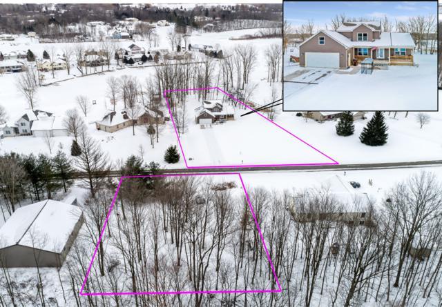 9671 Lakeside Drive, Perrinton, MI 48871 (MLS #233496) :: Real Home Pros