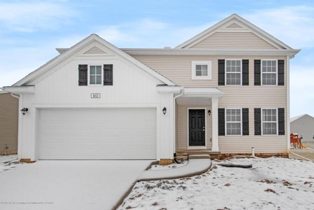 1013 Chesham Lane, Grand Ledge, MI 48837 (MLS #233560) :: Real Home Pros