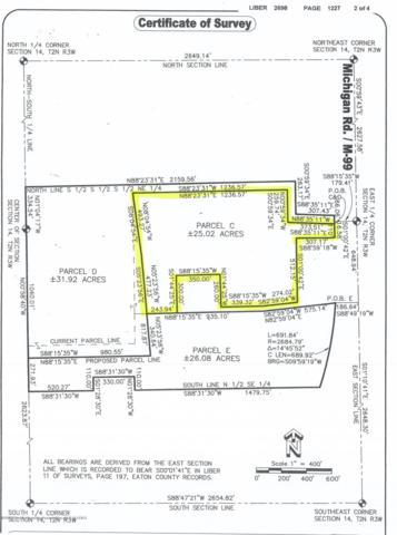 0 S Michigan Road, Eaton Rapids, MI 48827 (MLS #234170) :: Real Home Pros