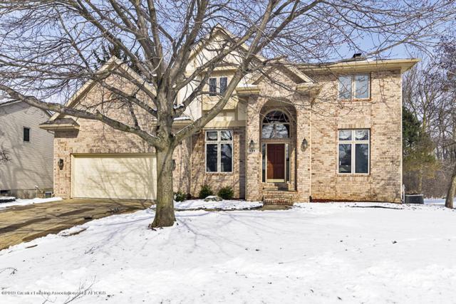 1066 Harrington Lane, East Lansing, MI 48823 (MLS #234255) :: Real Home Pros