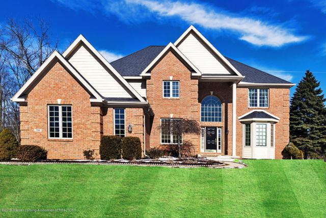 1968 Belwood Drive, Okemos, MI 48864 (MLS #234505) :: Real Home Pros