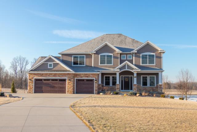 55 Victorian Hills Drive, Okemos, MI 48864 (MLS #234638) :: Real Home Pros