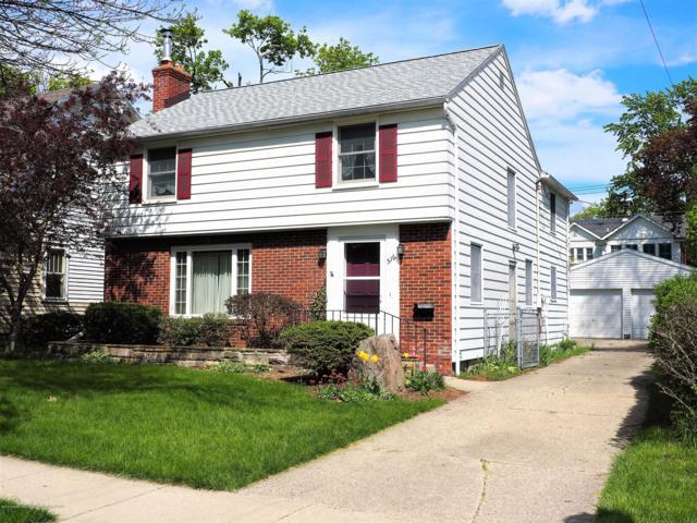 516 Bailey Street, East Lansing, MI 48823 (MLS #236425) :: Real Home Pros