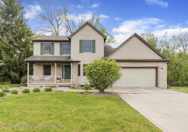 2151 Quarry Road, East Lansing, MI 48823 (MLS #236632) :: Real Home Pros