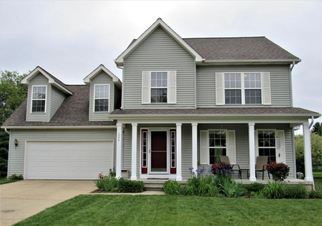 244 Churchhill Downs Boulevard, Williamston, MI 48895 (MLS #237271) :: Real Home Pros