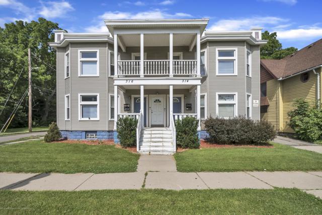 314 S Martin Luther King Jr Boulevard, Lansing, MI 48915 (MLS #238347) :: Real Home Pros