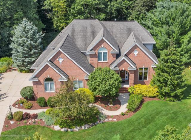 6235 Pine Hollow Drive, East Lansing, MI 48823 (MLS #238384) :: Real Home Pros
