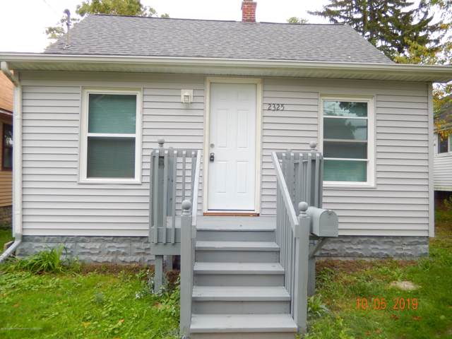 2325 Forest Avenue, Lansing, MI 48910 (MLS #241378) :: Real Home Pros