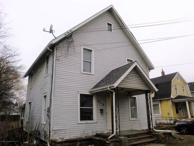 313 N Martin Luther King Jr Boulevard, Lansing, MI 48915 (MLS #241380) :: Real Home Pros