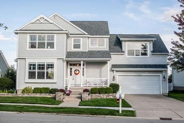 3742 Shearwater Lane, East Lansing, MI 48823 (MLS #241498) :: Real Home Pros