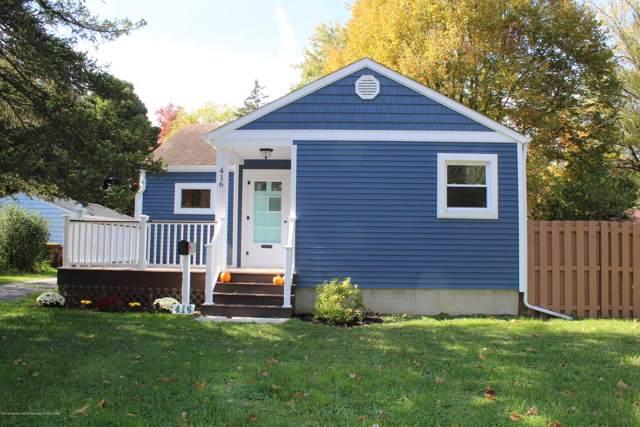 416 Fulton Street, Williamston, MI 48895 (MLS #241871) :: Real Home Pros