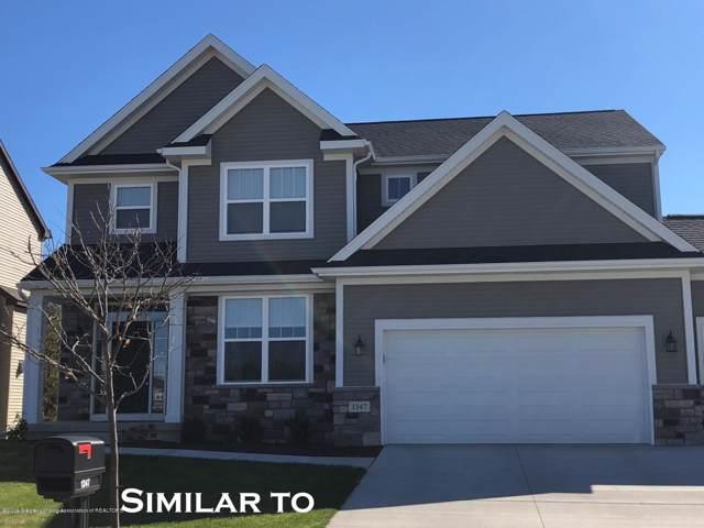 3101 Pawapi Lane, Williamston, MI 48895 (MLS #242226) :: Real Home Pros